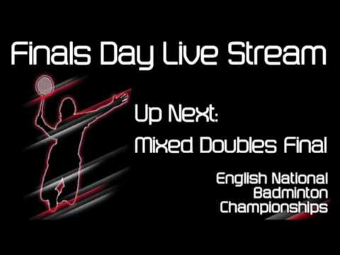 English National Badminton Championships 2016 - Finals Day