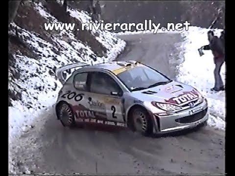 PEUGEOT 206 WRC - Marcus Gronholm -