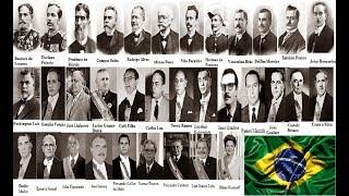 Todos os Presidentes do Brasil e seus feitos mais Marcantes (1889-2016)