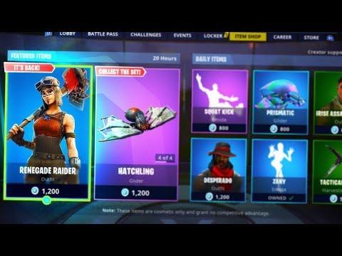 Item Shop Fortnite Thumbnail - Projectdetonate com