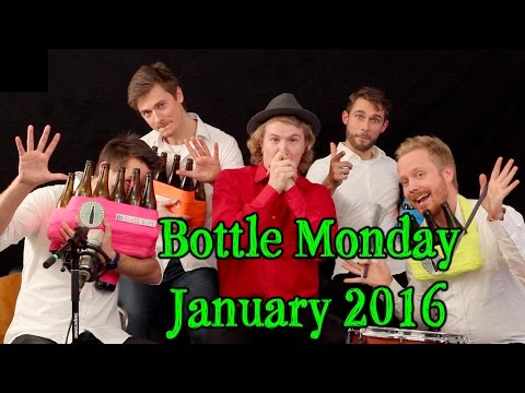 Bottle Boys feat. Gustav Hagner on Hand Flute - Fly Me to the Moon