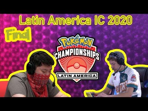 2020 Pokémon Latin America International Championships: VGC Day 3 Final James Baek Vs Javier Valdes
