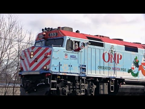 Operation North Pole -  The Train of Hope and Courage