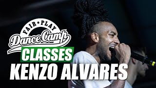 Kenzo Alvares ★ Private Jet ★ Fair Play Dance Camp 2018 ★