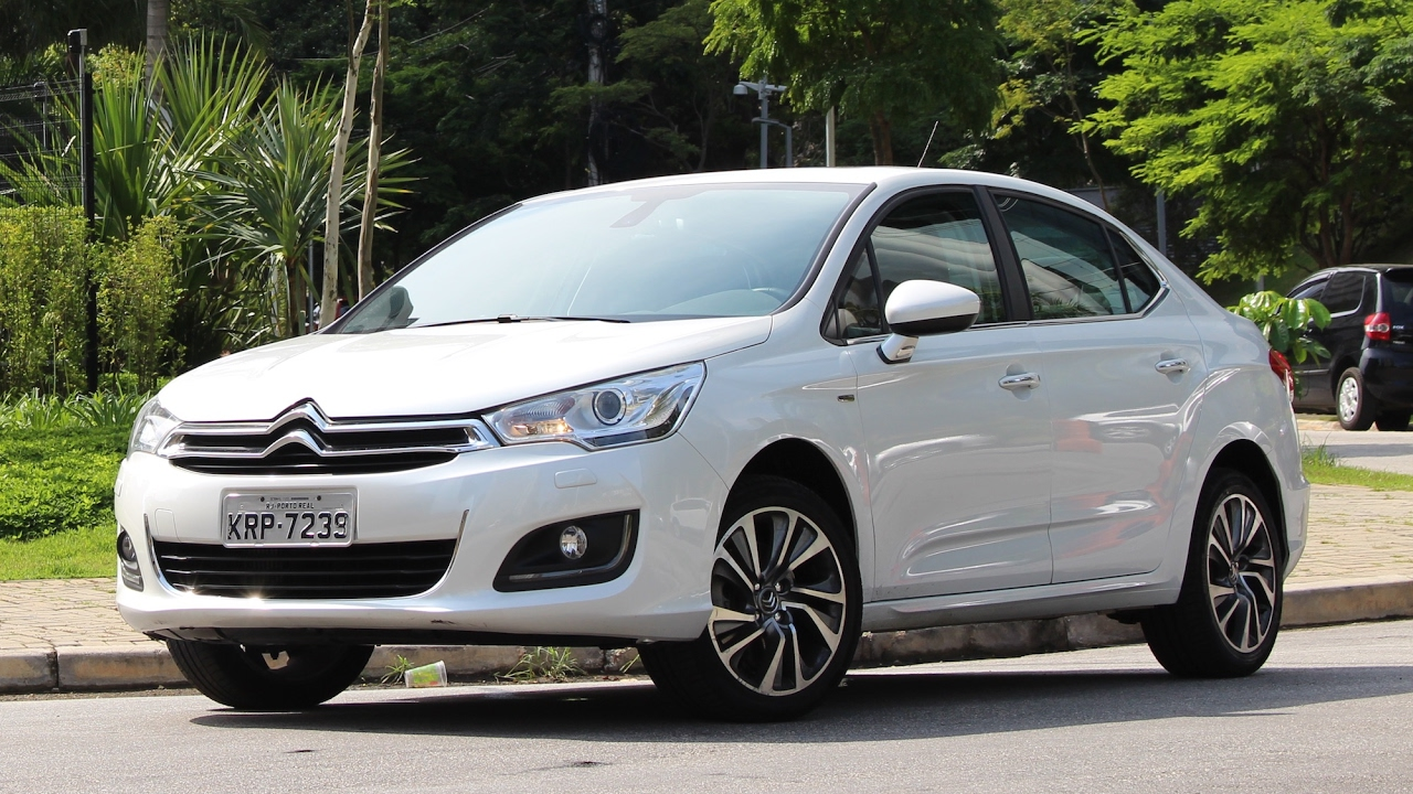 Testamos O Citroen C4 Lounge Exclusive Thp