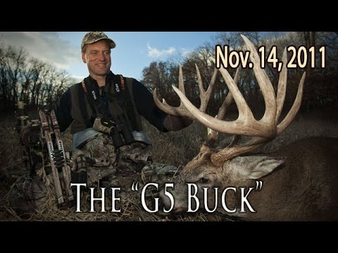 The G5 Buck -- A Once in a Lifetime Hunt | Midwest Whitetail 2011