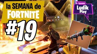 #19 FORTNITE WEEK: LAUNCHGIFTS?, SHELLS, ARBOL OF LIGHT ? SAVING THE WORLD News