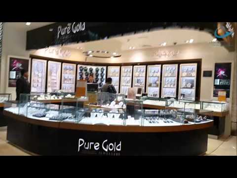 Inside Abu Dhabi International Airport Free Shop