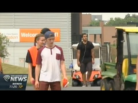 RIT on TV: Move-In Day 2016