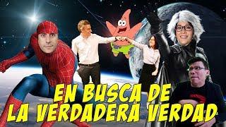 Spider KK y Tormenta Lazo en busca de #LAVERDADERAVERDAD - SOY JOSE YOUTUBER