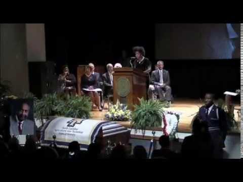 Dr. Franklin McCain Memorial