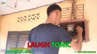Laugh tonic (Homeoflafta Comeday)