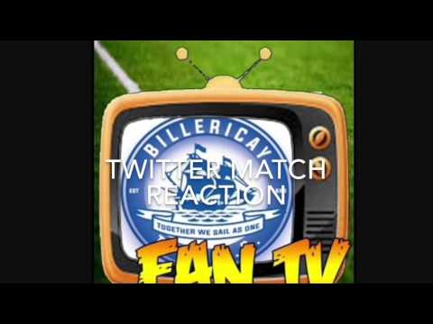 Match Reaction: St Albans 2-3 Billericay
