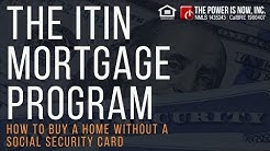 How To Buy A Home WITHOUT A Social Security Card!