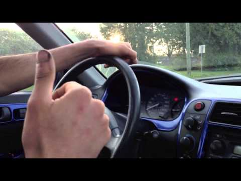 How To Push Start A Manual Car-Instructions