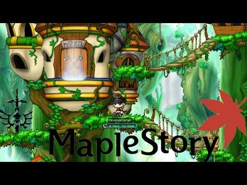 MapleStory DS 10 Minutes Gameplay