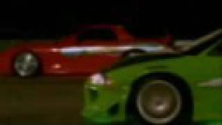 Video The Fast And The Furious - First Race - download MP3, 3GP, MP4, WEBM, AVI, FLV Oktober 2018