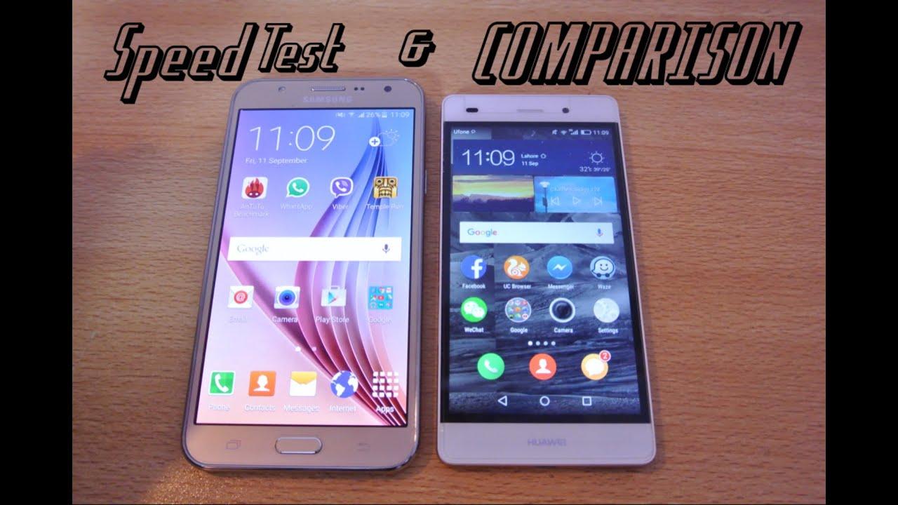 Test: Huawei P8