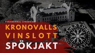 SPÖKJAKT - KRONOVALLS SLOTT