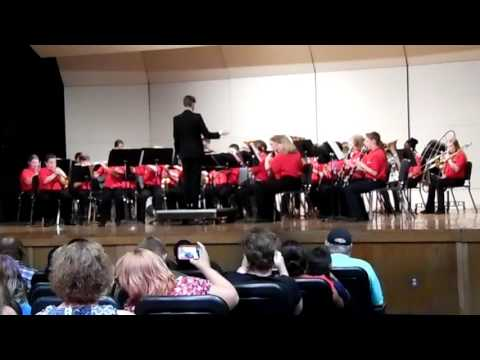 Bradford Middle School EOY Concert (2016) - May 24, 2016