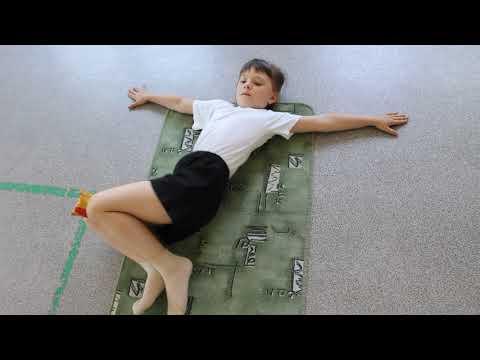 Комплекс упражнений по профилактике нарушения осанки у детей старшего дошкольного возраста