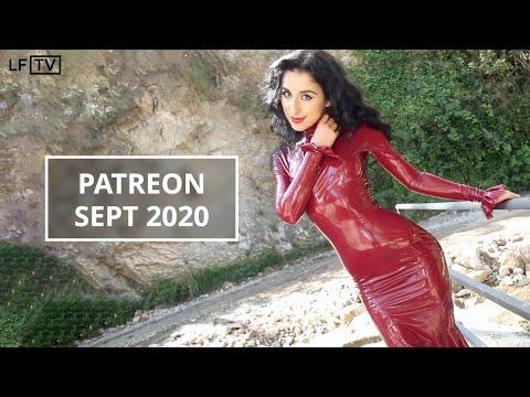 Patreon September 2020 | LatexFashionTV
