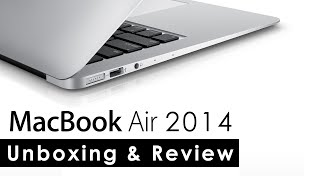 Apple MacBook Air (MMGF2HN/A) Unboxing & Review