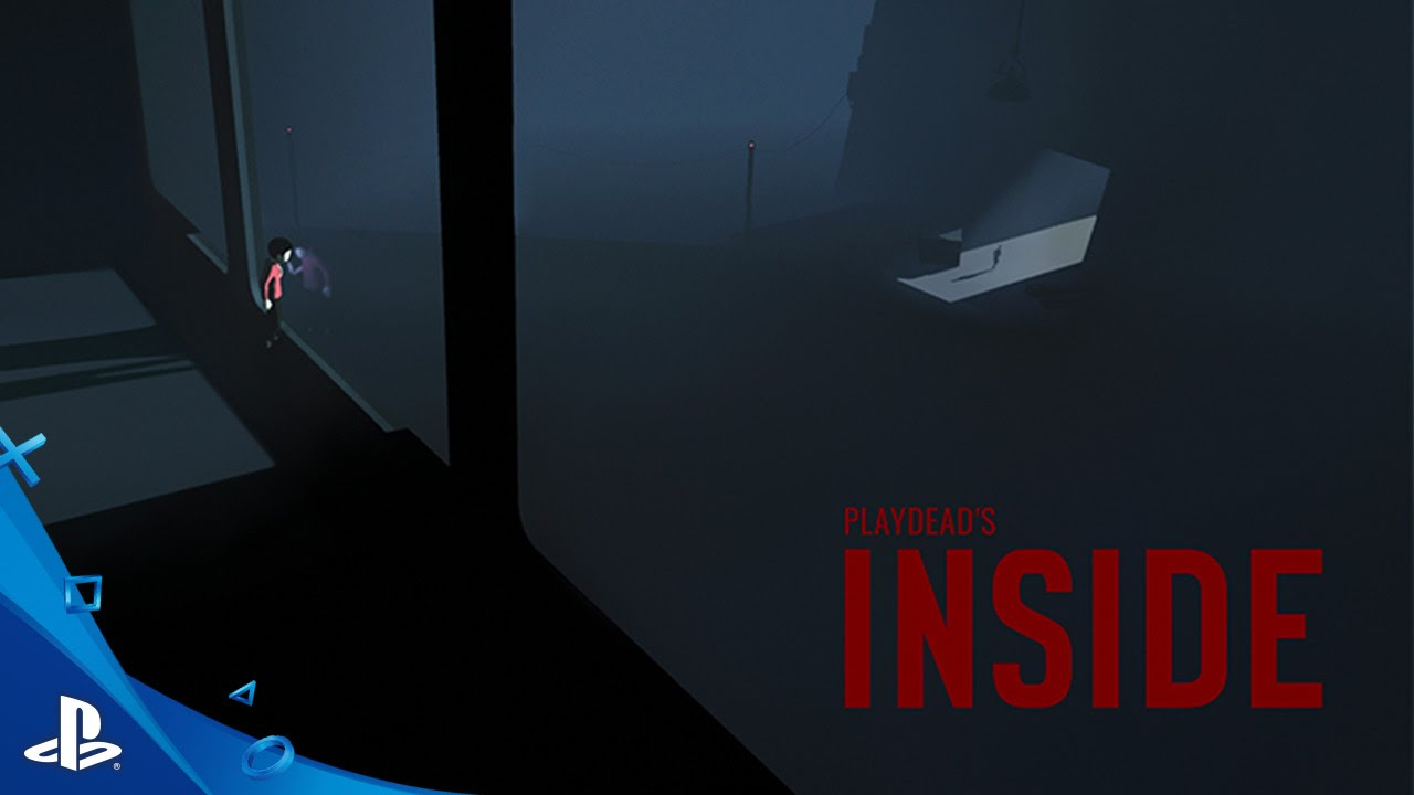 INSIDE - Reveal Trailer | PS4