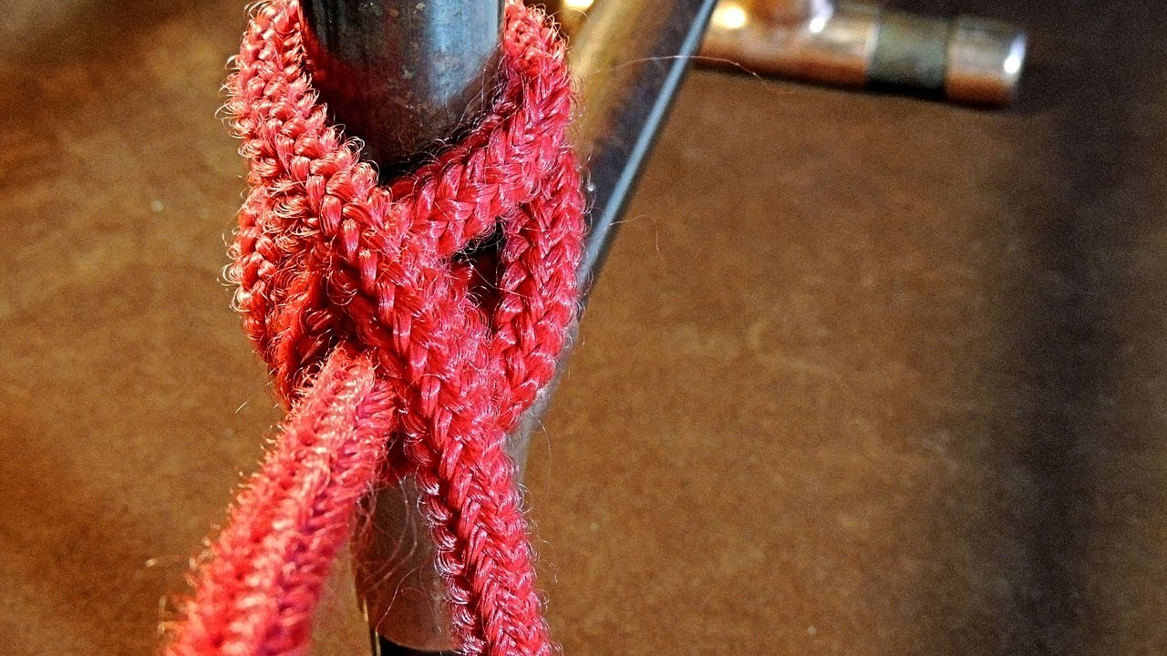 Lightermans riggers watermens hitch how to tie very easy and lightermans riggers watermens hitch how to tie very easy and secure knot that will not jam ccuart Image collections