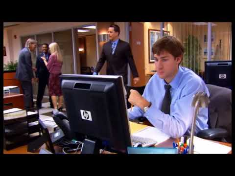Andy Bernard says STAMFORD CONNECTICUT for one hour