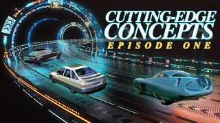 The Worlds Most CUTTING-EDGE Concept Cars! Episode 1.