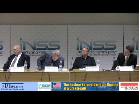 Q&A - Panel V: Revitalizing the Non-Proliferation Treaty: Possible Responses