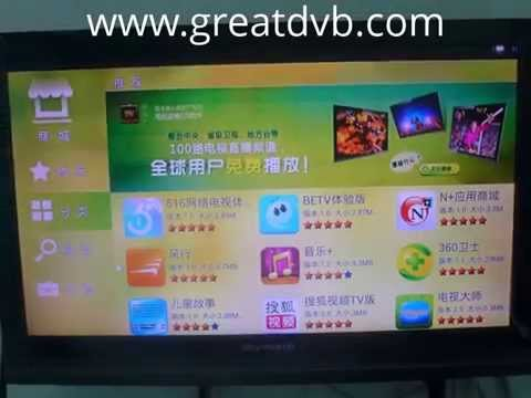Chinese iptv banana tv A126 Chinese channels channels Taiwan TV channels Mainland China TV channels