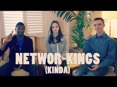 MKBHD and Austin Evans on Networking at CES2014