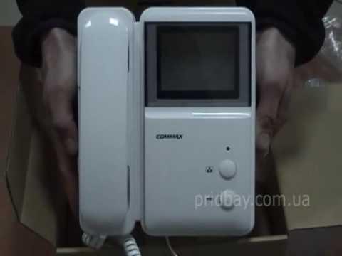 Видеодомофон Commax DPV-4MTN