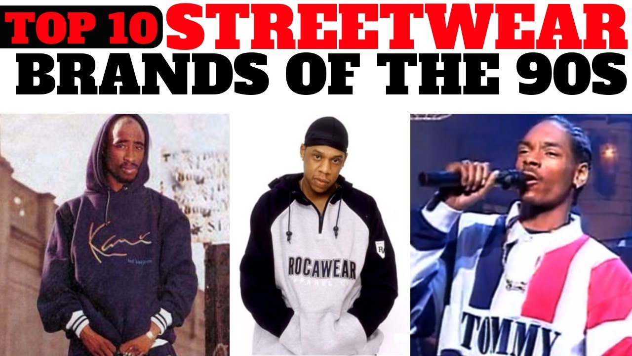 TOP 20 STREETWEAR BRANDS OF THE 20S YOU SHOULD KNOW