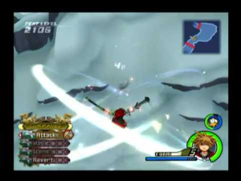 Kingdom Hearts 2 How to Level Valor and Wisdom Form Up Quickly ...
