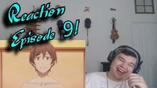 Eromanga Sensei (2017) Episode 9 Reaction! All About Elf-Yamada!