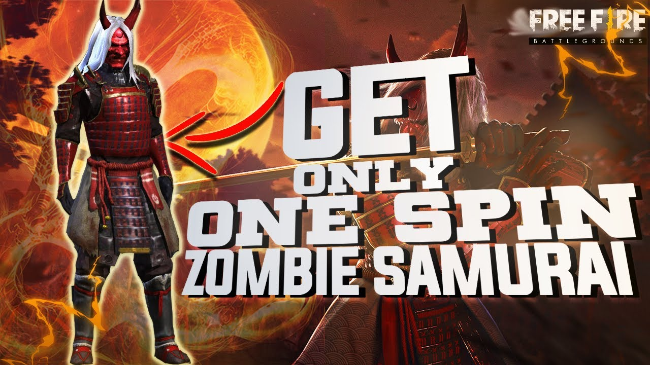 I GOT 🧛‍♂️ ZOMBIE SAMURAI BUNDLE 🧛‍♂️ FROM NEW SUMMONING EVENT AT GARENA FREE FIRE 2020