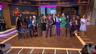 'Descendants 2' cast dish on new Disney Channel movie