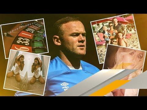 Huren, Alk Und Polizei – Die Skandal-Akte Wayne Rooney | SPORT1 VIP-LOGE