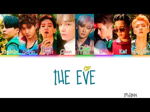 EXO (엑소) - The Eve (전야) |Sub. Español + Color Coded| (HAN/ROM/ESP)
