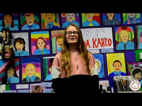"""Международный конкурс юных чтецов """"Живая Классика"""", Англия 2020 год."""
