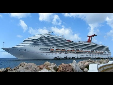 Carnival Freedom - Complete Tour!