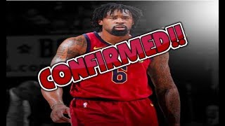 DEANDRE JORDAN TRADED TO CAVS?!?!