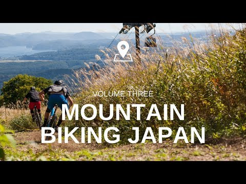 Drifter Cars & The Best MTB Trails in Nagano!