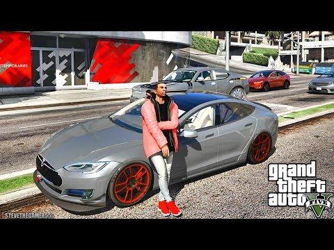 GTA 5 REAL LIFE CJ MOD #107 - TREVOR'S WORK!!!(GTA 5 REAL LIFE MODS/ THUG LIFE)