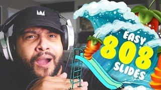 How To Slide Your 808s in FL Studio 20 (EASIEST WAY!)