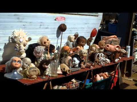 Trade Days FleaMarket in Fredricksburg Texas
