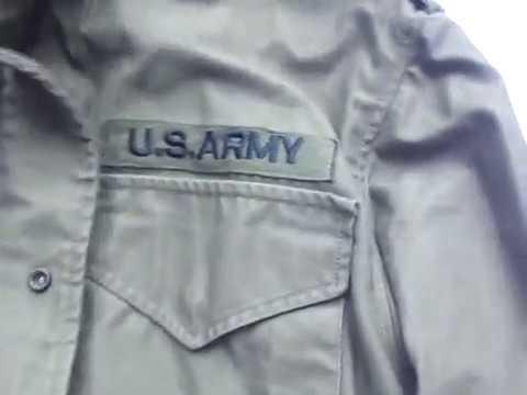 Aó Khoác Lính Mỹ Và Lính Việt Nam Cộng Hòa  M-65 - Field - Philaket - Jacket - 0913768826